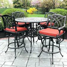 Clearance Patio Dining Set Bar Height Outdoor Dining Sets Makushina