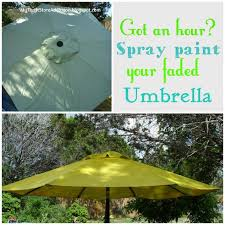 Outdoor Patio Umbrella Easy Patio Umbrella Upgrade Hometalk