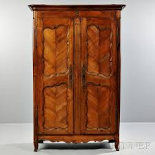 French Provincial Armoire Search All Lots Skinner Auctioneers