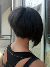 pictures of back of hair short bobs with bangs 38 best asymmetric bob images on pinterest hair cut short hair