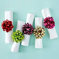 christmas napkin rings table linens 15 diy craft ideas for napkin rings reliable remodeler