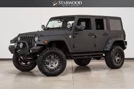 jeep wrangler unlimited 24s 2015 jeep wrangler unlimited 24s leather automatic dallas