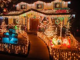 christmas house lights the most extravagant christmas house lights from all the world