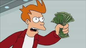 Fry Meme - shut up and take my money fry meme generator imgflip