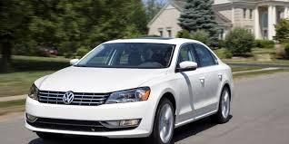 vw passat diesel is elegant mileage champ