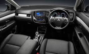 mitsubishi outlander 2017 interior 2017 mitsubishi outlander phev review ice driving in norway