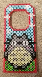 Pink Hanging Door Beads by 59 Best Perler Beads Door Hangers Images On Pinterest Perler