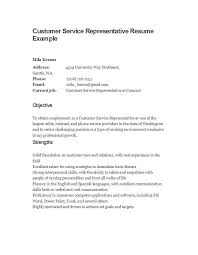 Customer Service Resume Templates Current Resume Examples Customer Service Resume Template 16 30