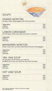 Urban Soup Kitchen - urban asia kitchen u0026 bar menu zomato