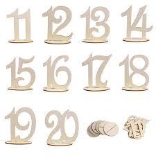 wedding table number holders 1 20 rustic wedding table number holder party table number tag