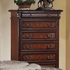 renaissance bedroom furniture tall chest of drawers neo renaissance by crown mark wilcox
