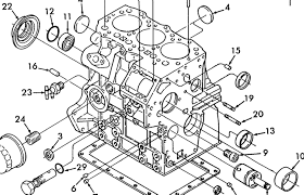tractor parts for ford new holland compact tractors