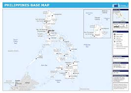 Map Of Phillipines Philippines Map Blank Political Philippines Map With Cities