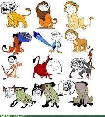 The Lion King Meme - the lion king meme faces