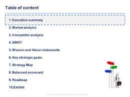 15 best simple strategic plan template by ex mckinsey