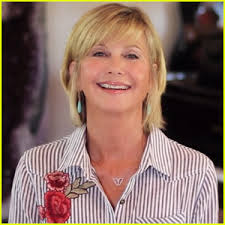 olivia newton john hairstyles olivia newton john gives an update after cancer relapse i m