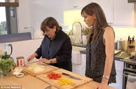 ina garten adorably recalls disastrous first date with jennifer garner launches pretend cooking show on facebook daily