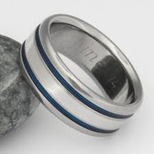 titanium wedding rings platinum titanium wedding ring w8 titanium rings studio