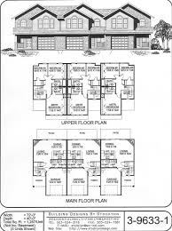 15 Best Townhouse Plans Images On Pinterest Apartment Plans Building Plans Townhouses