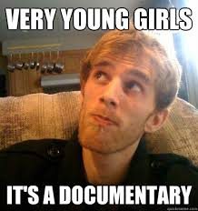 Meme Documentary - very young girls it s a documentary honest hutch quickmeme