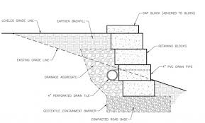 Retaining Wall Design Concrete Retaining Walls Design Modern Ideas - Design retaining wall