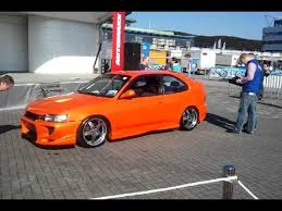 wanted toyota corolla most wanted tuning team automaxx streetpower 2011