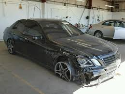 mercedes e63 for sale auto auction ended on vin wddhf7hb1ba282975 2011 mercedes