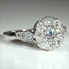 deco wedding rings nouveau engagement rings like this item deco 3