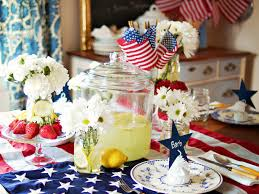 day table decorations inspirational labor day decorations ideas