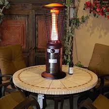 Table Top Gas Patio Heaters Btu Stainless Steel Tabletop Propane Gas Patio Heater
