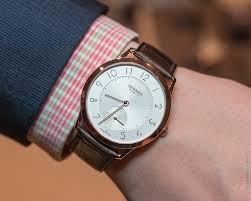 hermes slim d hermes 6 watch on wrist wow pinterest