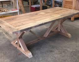 Farm House Tables Farm Table Etsy