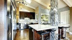 kitchen ceiling ideas photos vaulted ceiling kitchen lighting quadcapture co