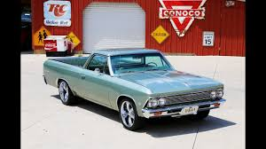 1966 el camino 1966 chevrolet el camino youtube