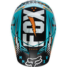 youth small motocross helmet fox youth v1 vicious motocross helmet aqua 2016 mxweiss