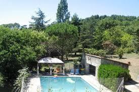 chambre d hotes ardeche piscine location domaine de mazan à coté des gorges de l ardeche avec