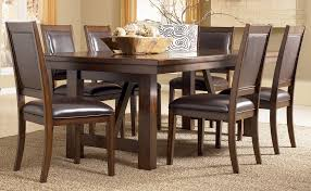 ashley furniture glass dining table sets starrkingschool