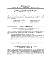 Resume Samples Vendor Management by Industrial Engineer Resume Examples Resume For Your Job Application