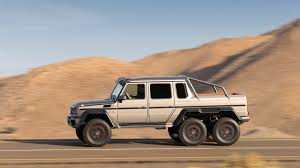 mercedes 6x6 g class mercedes g63 amg 6x6 is sold out autoblog