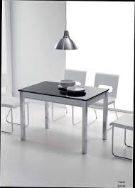Table De Cuisine En Verre Avec Rallonge by Table Cuisine En Verre Table Cuisine En Verre Trempe Table