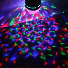 multi colored strobe light buy party light led multi color rotating disco strobe light by