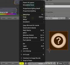 uv layout video tutorial why do not have a export uv layout option blender stack exchange