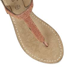 orange duca toe post sandals lotus sandals from lotus shoes uk