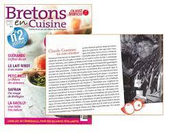 bretons en cuisine bretons en cuisine n 2 un cidre d auteur