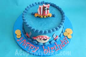 Pirate Cake Decorations Pirate Cake Acup4mycake
