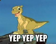 Land Before Time Meme - the land before time probably the first movie that made me cry