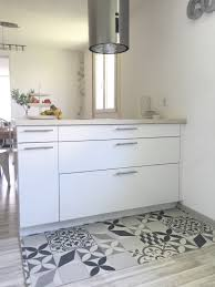 lino pour cuisine lino pour cuisine charmant deco tapis carreaux de ciment dans la