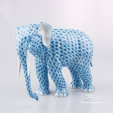 elephant herend figurines herend porcelain animals