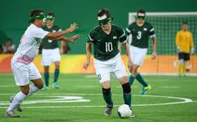 Paralympics Blind Football Tokyo 2020 Ricardinho Keeping Focus On Unbeaten Brazil