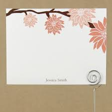 personalized notecards monday s makers sweet paper 8balloons